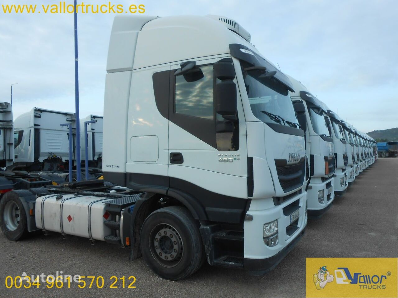 tractora IVECO AS - AT